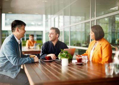 Recognising the importance of managers in improving workplace wellbeing